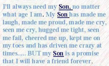 20 Mother Son Inspirational Quotes