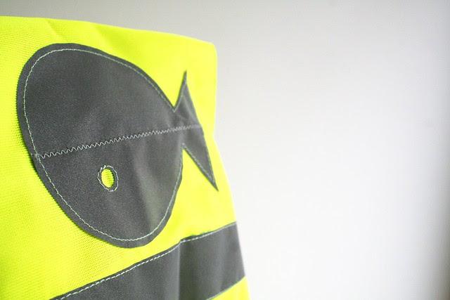 Een logo of een vis?
