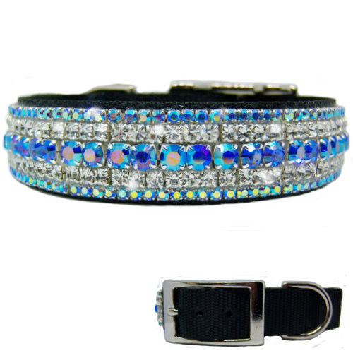 Mystical Bling Bling Dog Collar