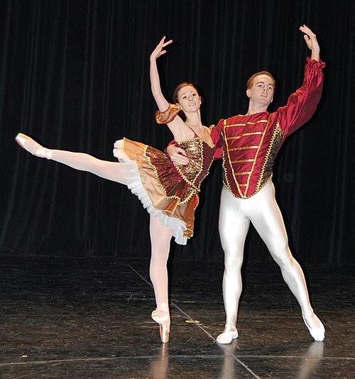 Nutcracker ballet willamette ballet 2007