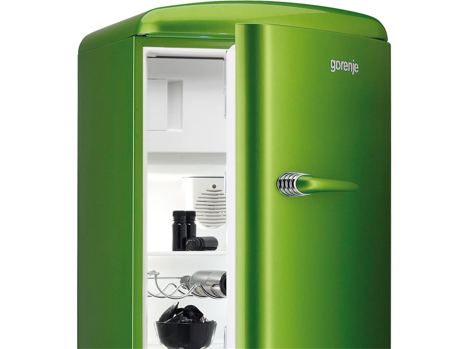 Smeg Kühlschrank Grün : Retro kühlschrank grün kühlschränke online auf rechnung raten