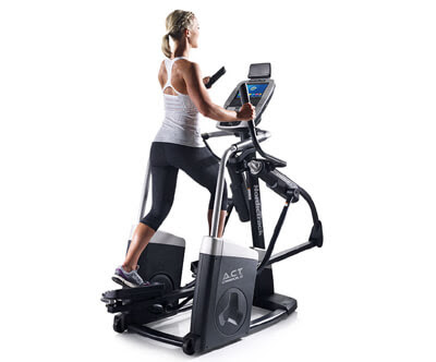 NordicTrack A.C.T. Commercial 10 Elliptical Review - Top Fitness Magazine