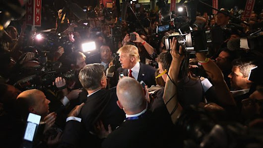 Is Donald Trump Good for Journalism?