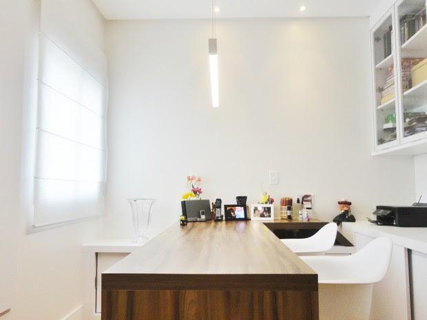 home office projeto para dois_ arquiteta marcy (Foto: divulgação)