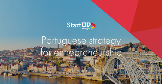 The Portuguese Strategy for entrepreneurship was announced!