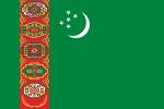 Flag of Turkmenistan.svg