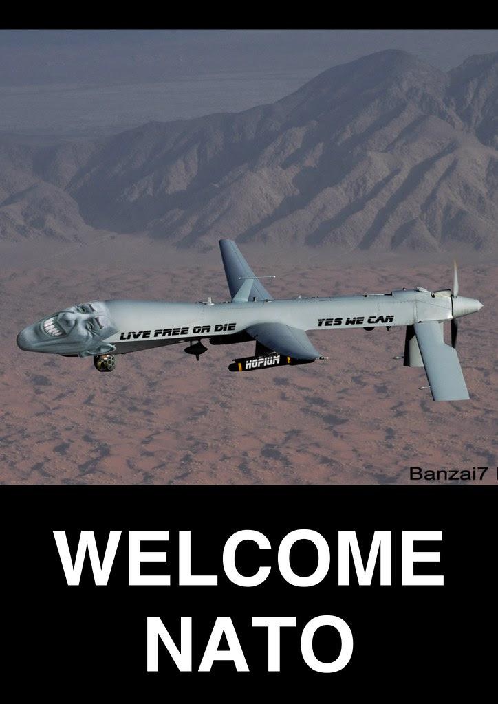 WELCOME NATO