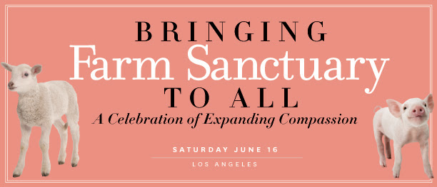 Bringing Farm Sanctuary to All: A Celebration of Expanding Compassion