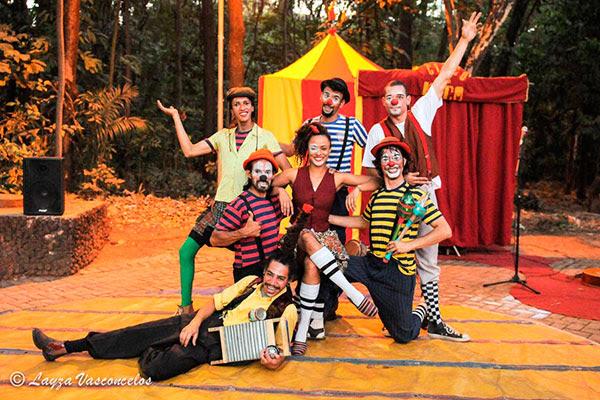 O espetáculo Circo dos Brinquedos chegará a Jandaíra e Parazinho
