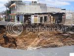 Eric Haddox' picture of the 2007 Guatemala sinkhole