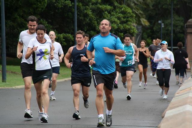 People of Australia: Runners