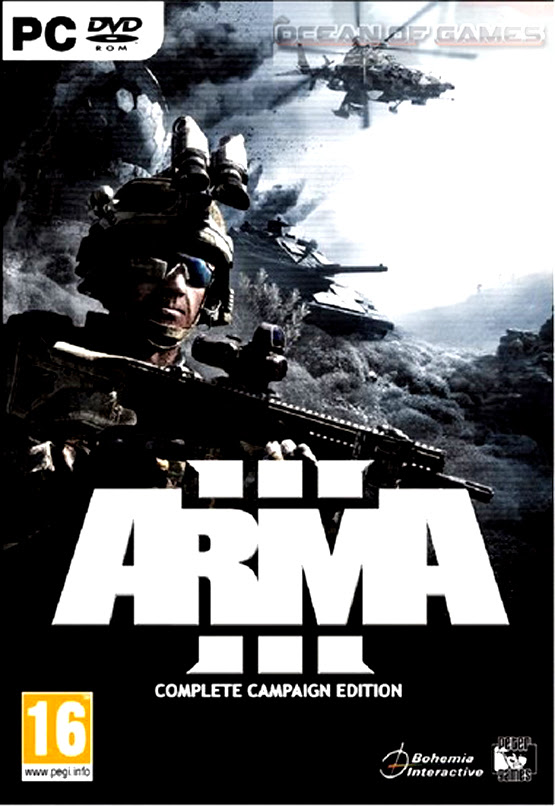 Arma 3 Complete Campaign Edition Free Download