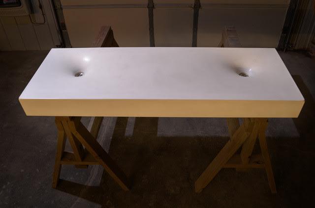 Twin Crater Sink - modern - bathroom sinks - st louis - by Formed ...