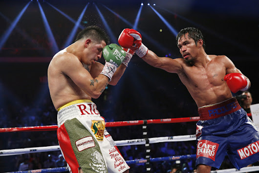 Boxing results: Pacquiao beats Rios, PacMan is back (SLIDESHOW)