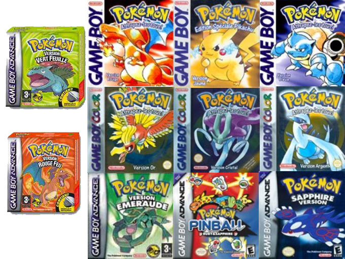 Pokemon  Pok\u00e9mon Photo 23658964  Fanpop