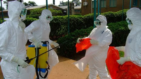 'Drastic action' needed on Ebola