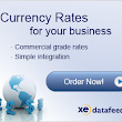 Currency Calculator (British Pound, Euro) - X-Rates
