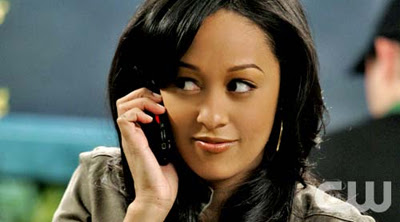 "Tia Mowry in CW's ""The Game"""