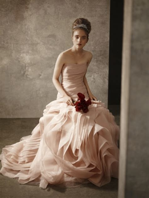 Guest Post: Vera Wang For The Budget Bride   One Stylish