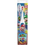 Arm & Hammer Kids Spinbrush Super Mario Powered Toothbrush 1 Count