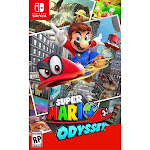 Super Mario Odyssey Starter Pack - Nintendo Switch