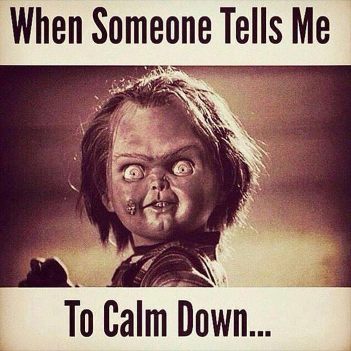 Calm Down Quotes Calm Down Sayings Calm Down Picture Quotes