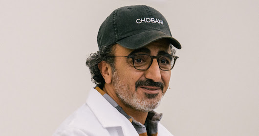 At Chobani, Now It's Not Just the Yogurt That's Rich