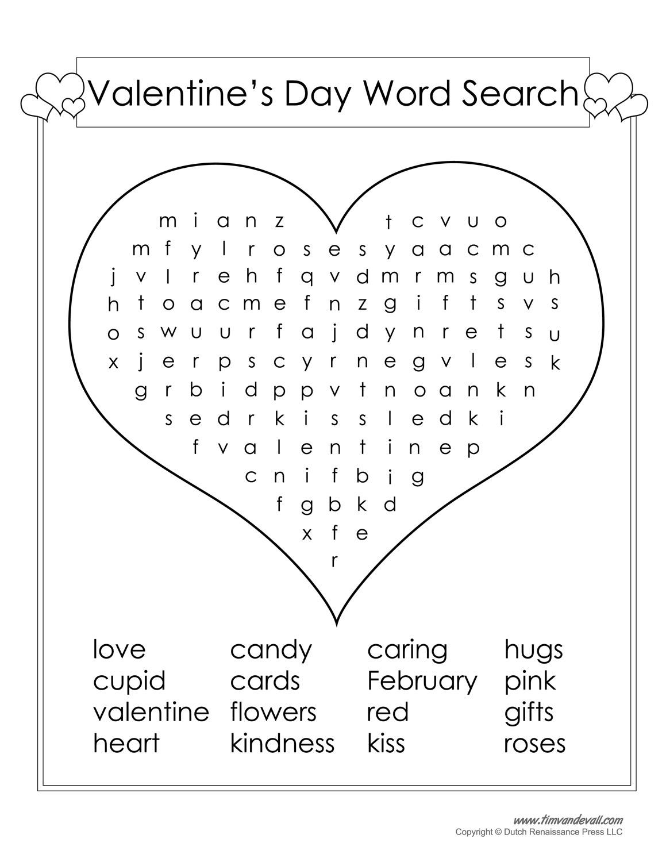 Free Valentine