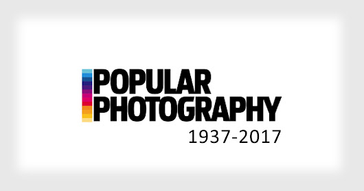 Popular Photography is Dead After 80 Years as a Top Photo Magazine