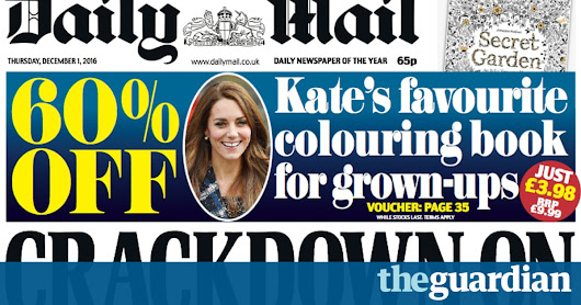 Daily Mail group refuses to rule out sale of newspaper titles | Business | The Guardian