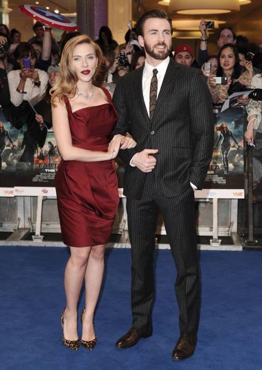 Scarlett Johansson E Chris Evans Filme Scarlett Johansson Movies