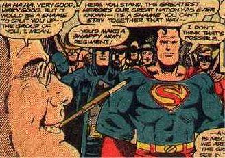 Quando nasce Superman: lavventura politica di Franklin Delano Roosevelt Superman politica DC Comics