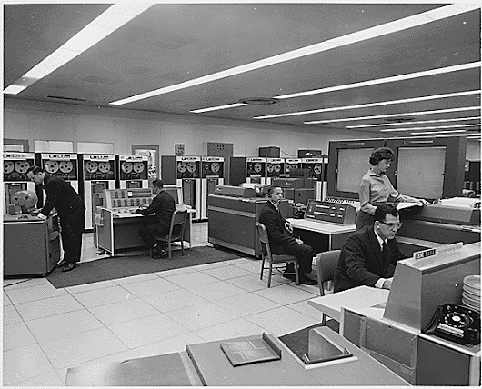 What Happens When You Mix Java with a 1960 IBM Mainframe - The New Stack