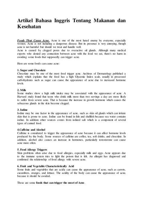 Contoh Artikel Kesehatan Anak Usia Dini - Contoh Waouw