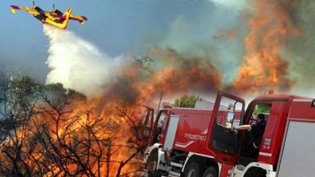 Απαγόρευση κυκλοφορίας οχημάτων και παραμονή εκδρομέων σε εθνικούς δρυμούς, δάση και ευπαθείς περιοχές της Π.Ε. Κορινθίας
