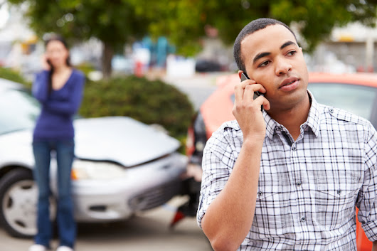 How to Get Adequate Driver Info After an Accident - NerdWallet