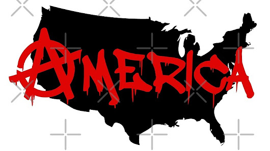 'Anarchy in America' by Grafixfreak