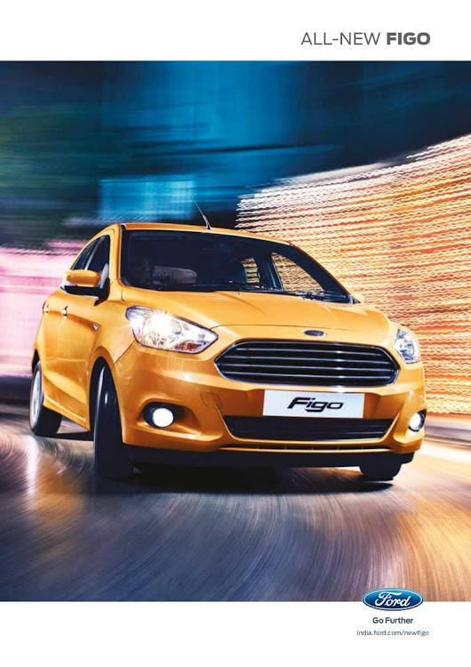 All new Ford Figo e Brochure