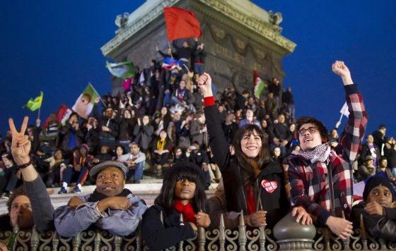 Francia estrena Parlamento multicolor
