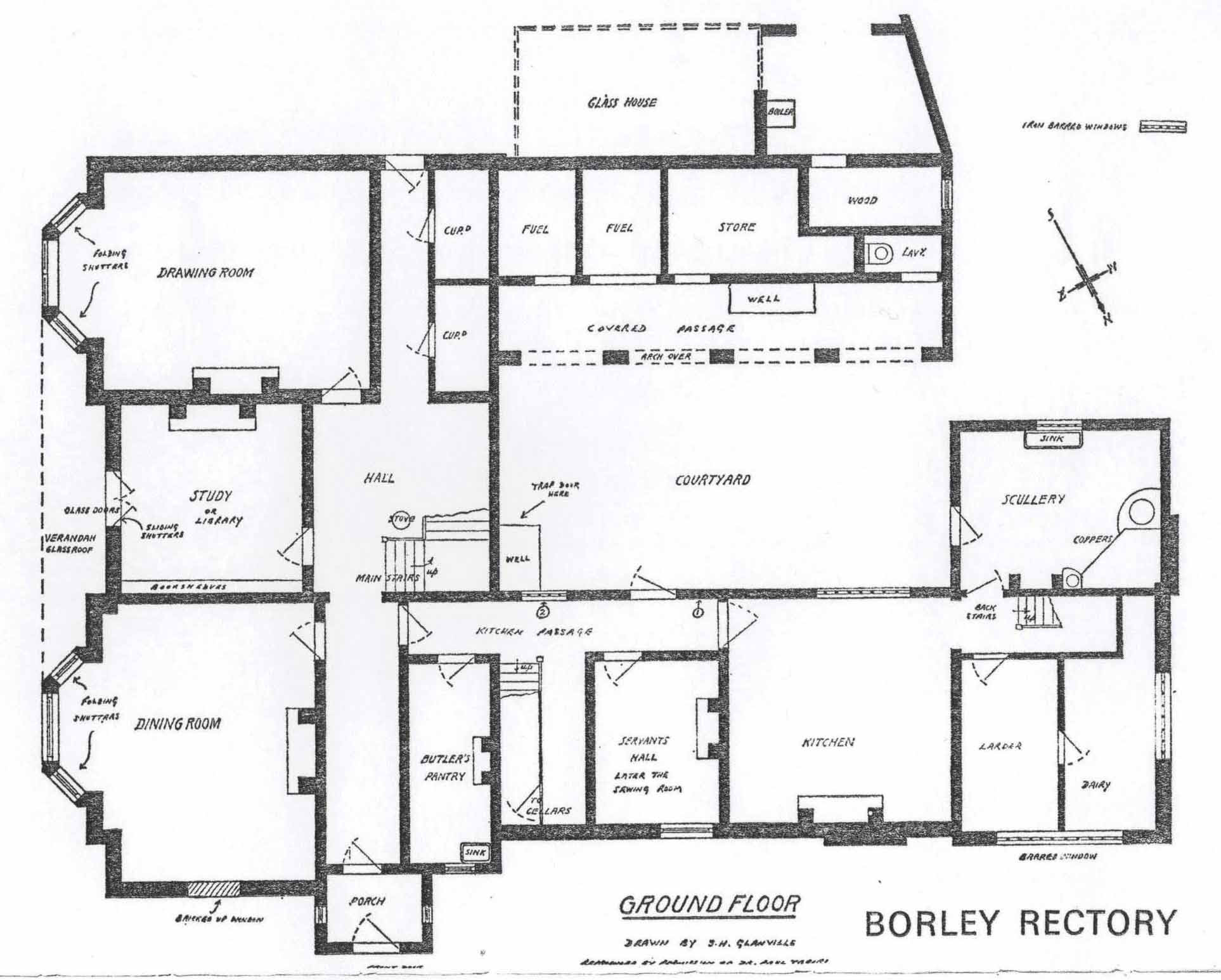 Bill Gates House Plans