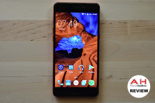 Elephone P8 Review: Style & Function At A Reasonable Cost | Androidheadlines.com