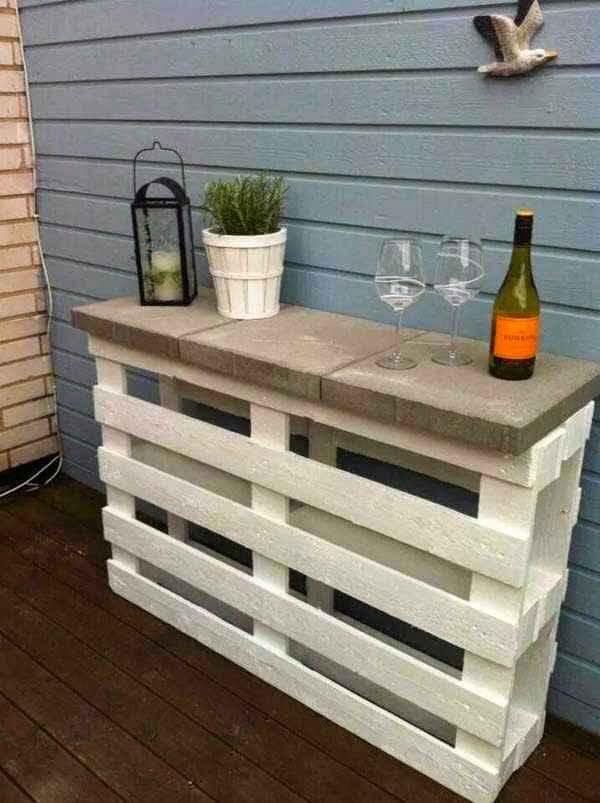 20 Amazing DIY Garden Furniture Ideas | DIY Patio ...