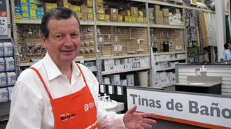 Home Depot Thriving in Mexico