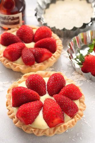 Strawberry Tart 8