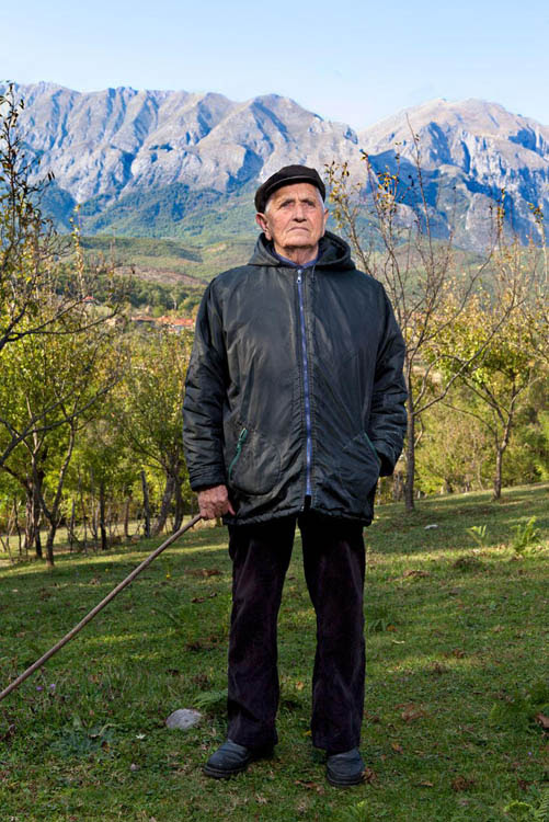 Portraits of Albanian Women Who Have Lived Their Lives As Men swornv 7