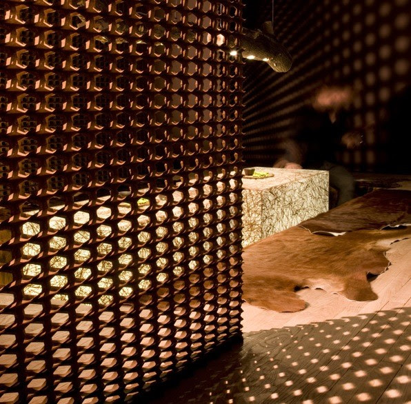Parametre by 3form - Hexa - modern - screens and wall dividers ...
