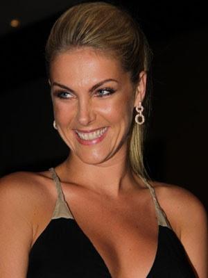 Ana Hickmann estaria fazendo tratamento para engravidar (Foto: Milene Cardoso/AgNews)