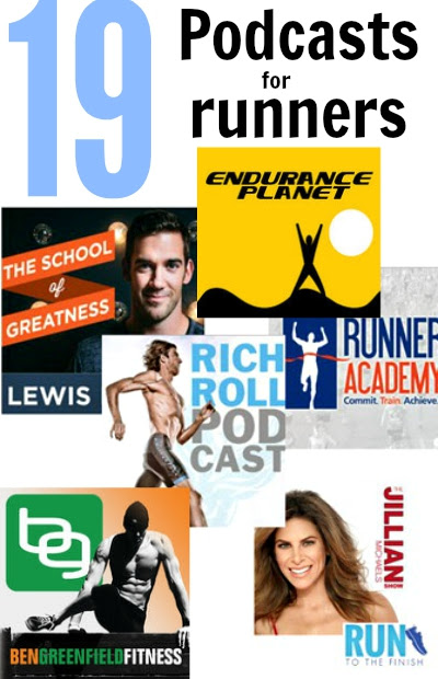 Top 19 Podcasts for Running - RunToTheFinish