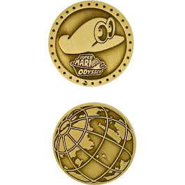 Best Buy: Here's A Closer Look At The Pre-order Bonus Coin For Mario Odyssey