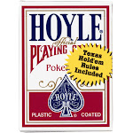 Hoyle 1002863 Poker Size Hoyle Playing Cards